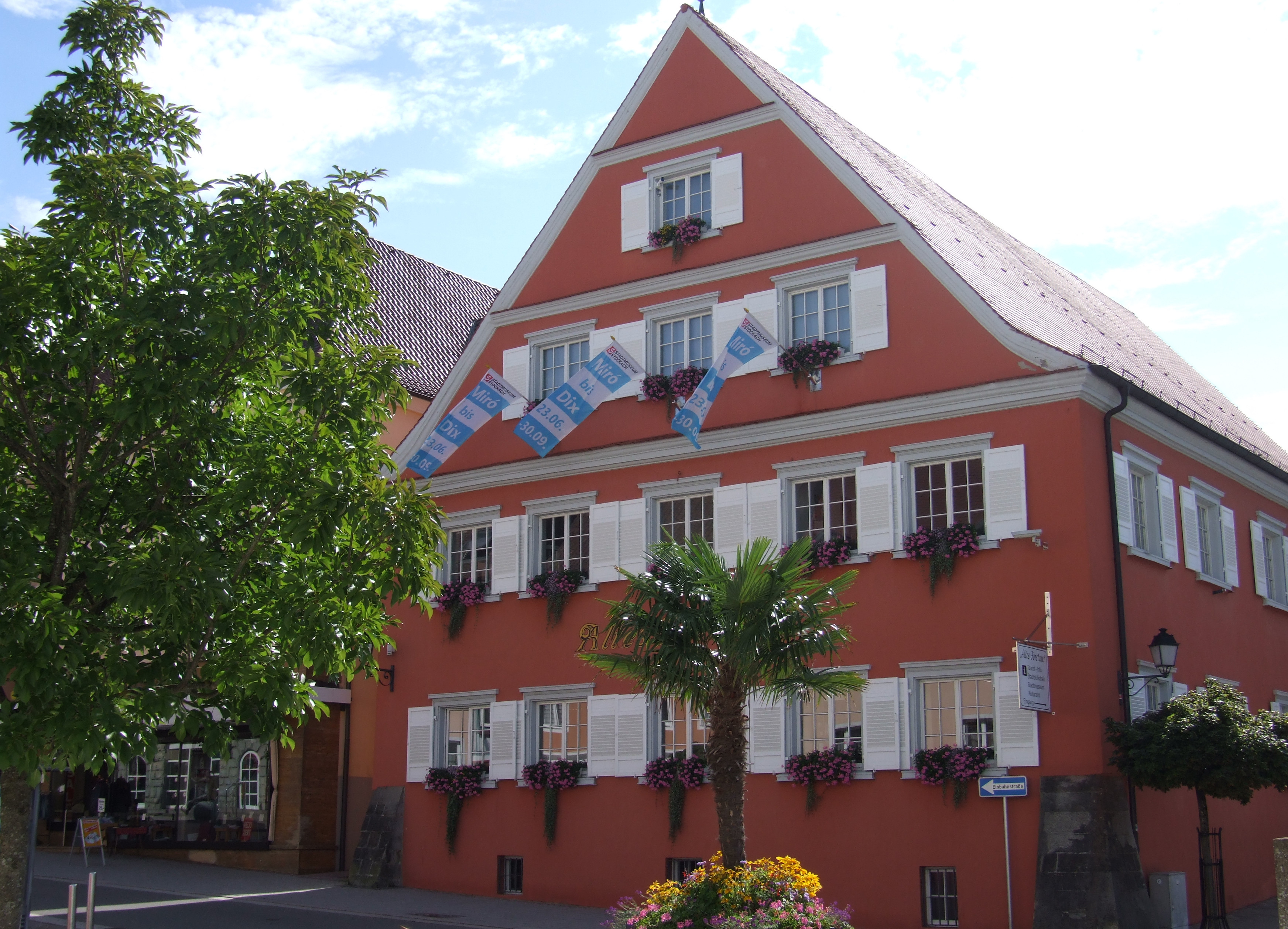 Das Alte Forstamt in Stockach